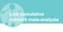 Live network meta-analysis